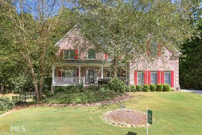 Buford Single Family Home New: 3883 Morning Meadow Ln