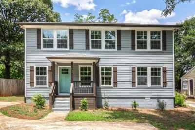 Dekalb County Single Family Home For Sale: 1690 Flat Shoals Rd