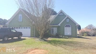 McDonough Single Family Home New: 2110 Kellington Drive