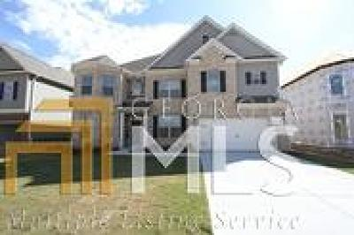 Loganville Single Family Home New: 32 NW Oak Farm Court