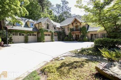 Marietta, Roswell Single Family Home For Sale: 571 SE Glen Eagles Cir