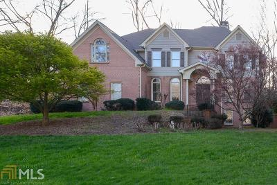 Alpharetta Single Family Home New: 9415 Red Bird Ln