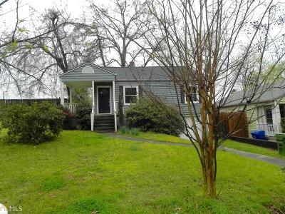 Loring Heights Single Family Home For Sale: 1464 Hawthorne Ave