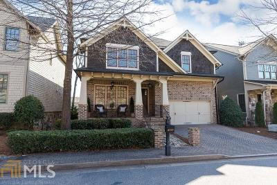 Smyrna Single Family Home For Sale: 4535 Gateway Ct