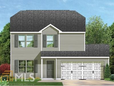 Douglasville Single Family Home Under Contract: 3904 Sitka Dr