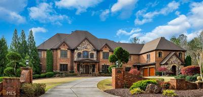 Braselton Single Family Home For Sale: 1855 Kathy Whitworth Dr