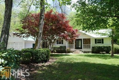 Clayton, Clarkesville, Tiger Single Family Home For Sale: 39 Seabrook Ln #2222