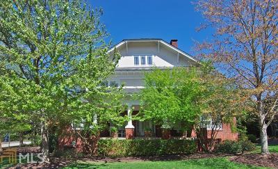 Dekalb County Condo/Townhouse For Sale: 1302 Ponce De Leon Ave