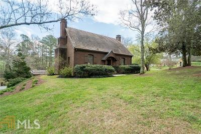 Milton Single Family Home Under Contract: 13925 Hagood Rd