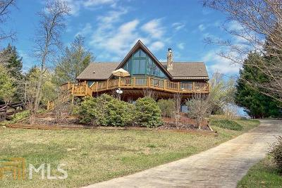 Hiawassee Single Family Home For Sale: 1658 Stonecrest Cir