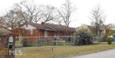 Columbus Single Family Home For Sale: 6050 Cordova Rd