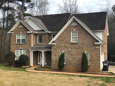 Fairburn Single Family Home For Sale: 7900 Rivertown Rd
