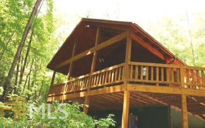 Sautee Nacoochee Single Family Home For Sale: 165 Lovers Ln