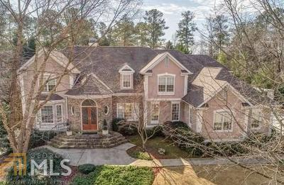 Peachtree City Single Family Home For Sale: 610 Graystone Ct