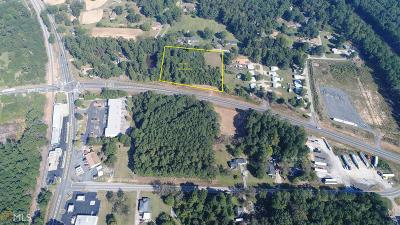 Hampton Commercial Under Contract: Highway 81 W #Tract #1