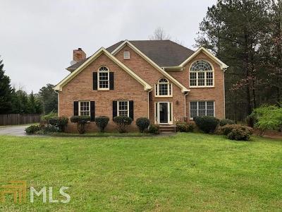 Fayetteville GA Single Family Home Back On Market: $279,000