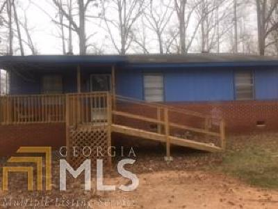 Covington Single Family Home Under Contract: 10150 Puckett St