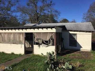 Cobb County Single Family Home For Sale: 6052 Pine St