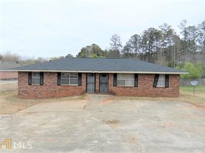 Clayton County Multi Family Home For Sale: 485 Highway 138