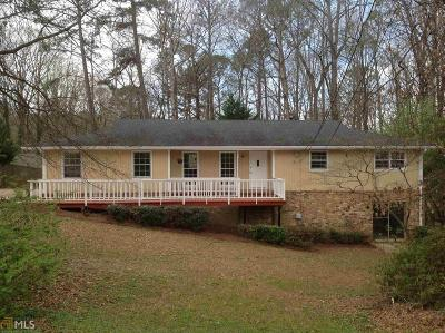 Lilburn Single Family Home For Sale: 4345 Five Forks Trickum
