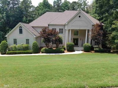 Snellville Single Family Home For Sale: 3735 Wickloe Ct