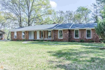 Haddock, Milledgeville, Sparta Single Family Home For Sale: 2191 N Jefferson St