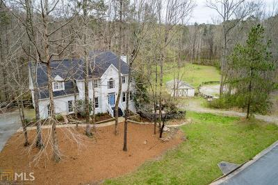Alpharetta Single Family Home For Sale: 970 Steeplechase Rd