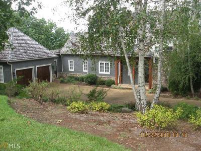Rabun County Single Family Home For Sale: 120 Grey Fox Trl