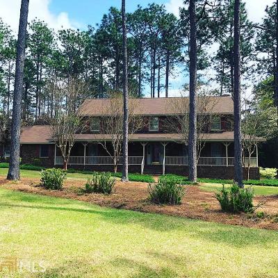 Statesboro Single Family Home For Sale: 101 Lakeside Ct