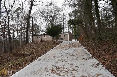 Gainesville Single Family Home For Sale: 6112 Falcon Ln