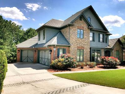 Grayson Single Family Home For Sale: 868 Natchez Valley Trce