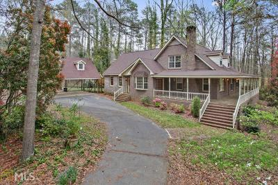 Griffin Single Family Home For Sale: 2261 High Falls Rd