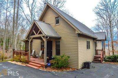 Towns County Single Family Home For Sale: 7826 Usfs 724