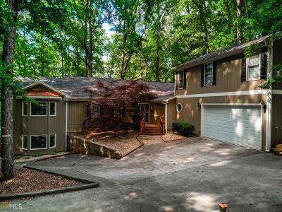 Dawsonville Single Family Home For Sale: 494 Laina Bennett Rd
