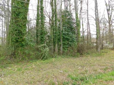 Lithia Springs Residential Lots & Land Under Contract: Adair St