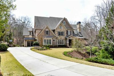 Roswell Single Family Home For Sale: 920 Shepards Ct