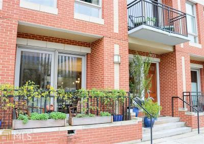 Dekalb County Condo/Townhouse For Sale: 1177 Commerce Dr