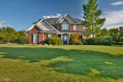 Monroe, Social Circle, Loganville Single Family Home For Sale: 1233 White Columns Dr