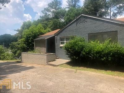 Atlanta Commercial For Sale: 2049 Perkerson Rd