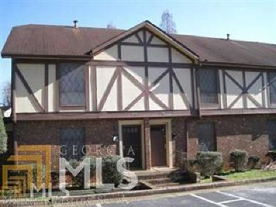 Dekalb County Condo/Townhouse For Sale: 3208 Abbeywood Dr
