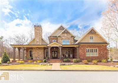 Suwanee, Duluth, Johns Creek Single Family Home For Sale: 356 Citadella Ct