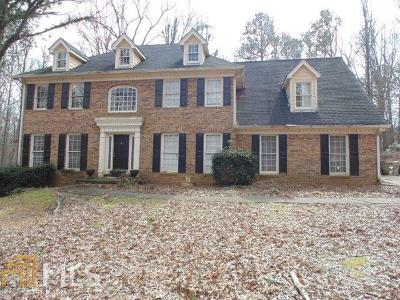Lithonia Single Family Home For Sale: 5581 Foxglen Cir
