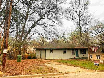 Single Family Home For Sale: 1959 Felker Ward St