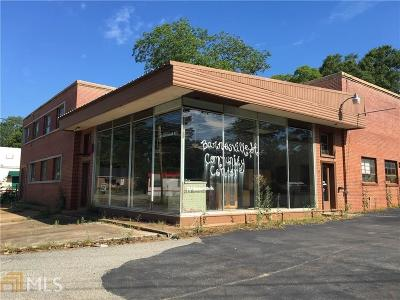 Commercial For Sale: 215 Barnesville St