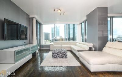 Buckhead Grand Condo/Townhouse For Sale: 3338 Peachtree Rd #1009