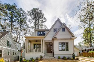 Decatur Single Family Home For Sale: 352 Lamont Dr
