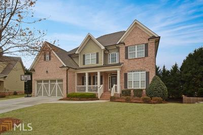 Grayson Single Family Home For Sale: 827 Keeling Mill Ln