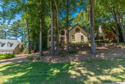 Fulton County Single Family Home For Sale: 10250 Groomsbridge Rd
