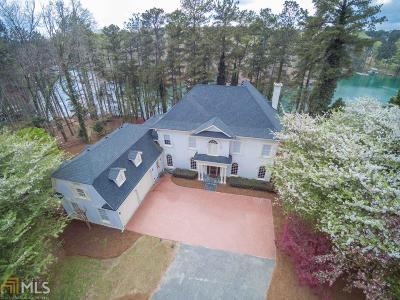 Barrow County, Forsyth County, Gwinnett County, Hall County, Newton County, Walton County Single Family Home Under Contract: 6408 Old Shadburn Ferry Rd