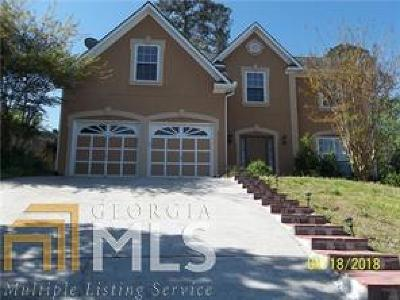 Lilburn Single Family Home For Sale: 945 Walnut Crk